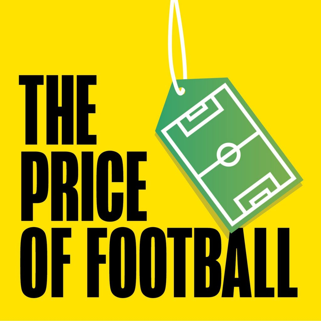 You can listen to the Price of Football podcast by visiting their website here